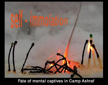 Self Immolation