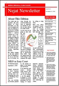 Nejat NewsLetter-ISSUE NO.2