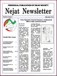 Nejat NewsLetter-ISSUE NO.30
