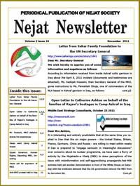 Nejat NewsLetter ISSUE NO.33