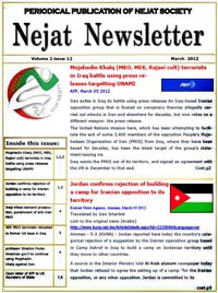 Nejat NewsLetter-ISSUE NO.35