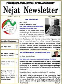 Nejat NewsLetter ISSUE NO.36