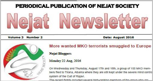 Nejat NewsLetter ISSUE NO.39