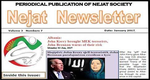 Nejat NewsLetter ISSUE NO.43