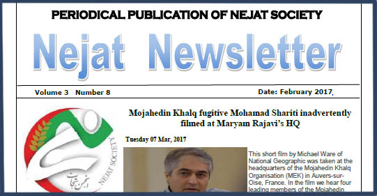 Nejat NewsLetter ISSUE NO.44