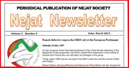Nejat NewsLetter ISSUE NO.45