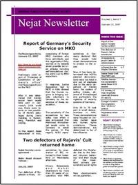 Nejat NewsLetter-ISSUE NO.7