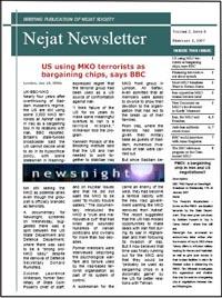 Nejat NewsLetter-ISSUE NO.8