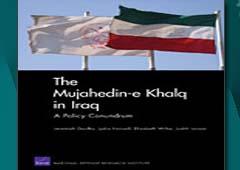 New document on Mojahedin Khalq released by RAND