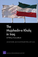 RAND National Defense Research Institute Corporation has published a comprehensive report on MEK in 2009