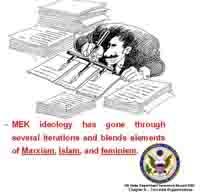 MEK Ideology