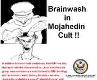 Brainwash in Mujahedin Cult