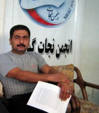 آقای نادر منفردی ازاعضای بازگشته قدیمی سازمان به ایران