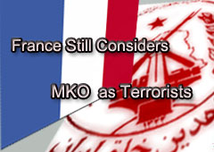 France Ministry of Foreign Affairs: We consider MKO as terrorists