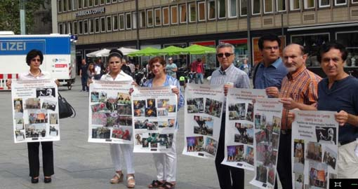 Former members denounce the MKO cult in Koln
