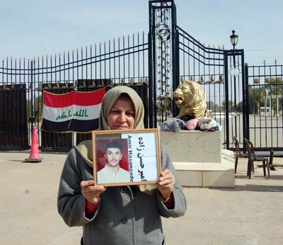 Mojahedin Khalq refuses family visits