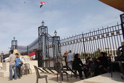 منظمة خلق ترفض مقابلة العوائل الايرانية لابنائها المحتجزين في معسكر اشرف
