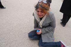 Hooriye Mohammadi asks MKO to let her meet her sister