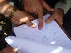 Ashraf residents' families letter to Mr. Al-Maliki