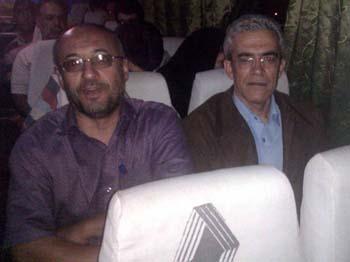 اربعون اخرون يلتحقون باعتصام عوائل الاعضاء الضحايا امام معسكر اشرف