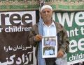 Nejat Families of Fars Province At Camp Ashraf Gate