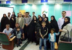 Nejat Society Gilani Families at Ashraf Gates