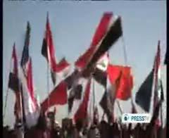 Anti-MKO protest held in Iraq