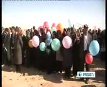 تظاهرة حاشدة بمحافظة ديالى تطالب بطرد المجاهدین من العراق