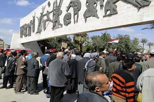 Pictorial- Iraqis demand MKO expulsion