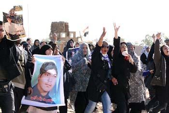 دستاورد دو سال تحصن خانواده ها مقابل کمپ اشرف