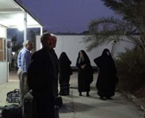Families from Kermanshah and Lorestan at camp Ashraf