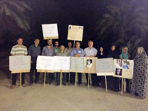 MKO hostages families demanding meeting with their beloveds