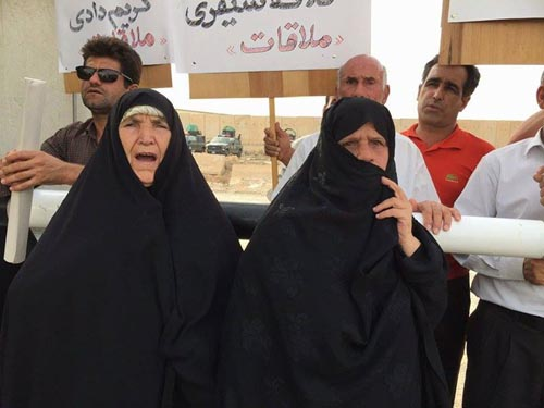 طلب المساعده من اعضاء البرلمان العراقی