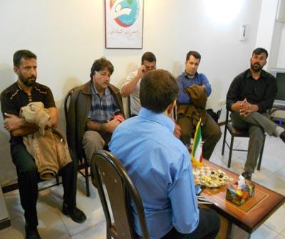 نوید رهایی : خانواده های خوزستانی