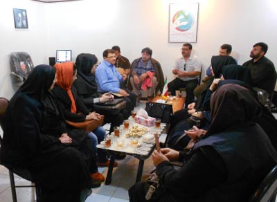نوید رهایی،  دومین سری از خانواده های خوزستانی اسیران فرقه رجوی راهی کشور عراق شدند
