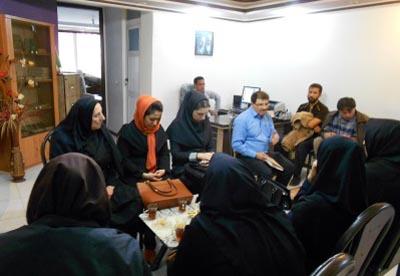 نوید رهایی:  دومین سری از خانواده های خوزستانی اسیران فرقه رجوی راهی کشور عراق شدند