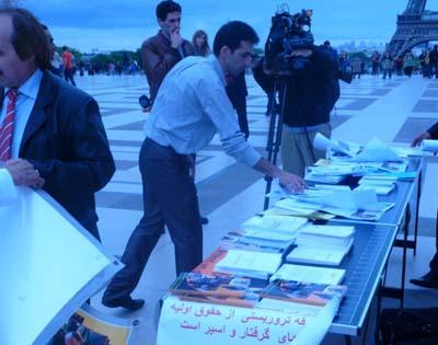 MKO former members recount woes at Camp Ashraf