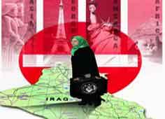 الحکومه العراقيه تؤکد علي طرد زمره المجاهدین الارهابيه من اراضيها