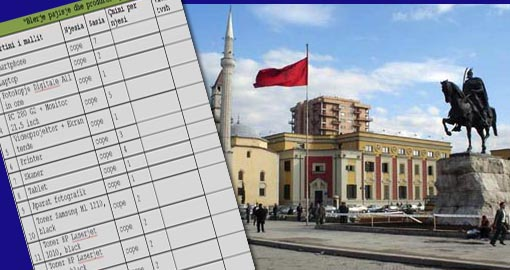 Albanian Government gives 1.8 million Leks to buy smartphones and laptops for mujahideen