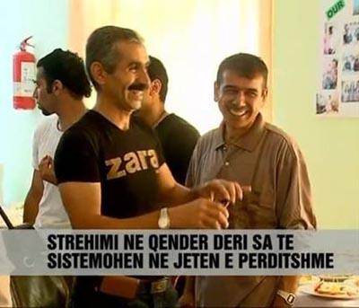 نوید رهایی در آلبانی