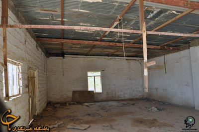 Camp Ashraf Torture Room
