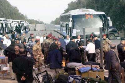 Iraq sends more MKO members to Temporary Transit Location