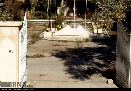 مخفیگاه سری سرکرده مجاهدین در قرارگاه اشرف زیر ذره بین خبرنگاران