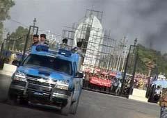 الجيش العراقي يدخل معسكر