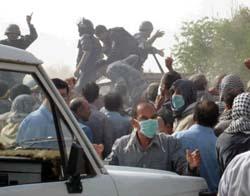 مقتل 11 من زمرة المجاهدین خلال المواجهات مع القوات العراقية