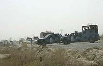 Iraqi Police Storm Ashraf_Fighting Continues at Camp for Iran Exiles