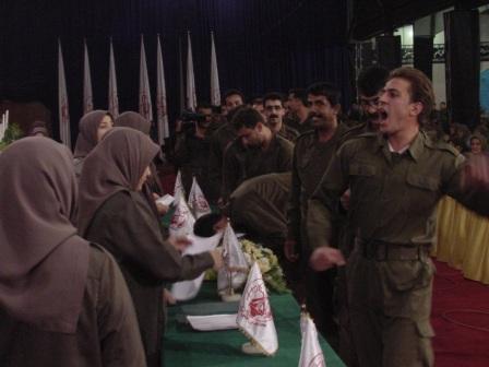 اعتراف رجوی ها به گرفتن تعهد و دست نوشته های اجباری از اعضای اسیر