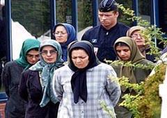 محکومیت در انتظار مریم رجوی و نه نفر دیگر از اعضاء مجاهدین