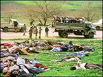 لأول مرة... هابيليان تنشر اسماء المشارکين في قتل الاکراد و البيشمركة عام 1991