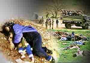 خاطرات آقای حمید دهدار حسنی: قتلعام کردها توسط فرقه مجاهدین